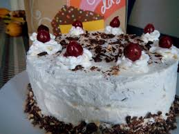 pretty please with a cherry on top black forest cake or