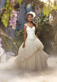 princess style wedding dresses disney princess inspired wedding gowns