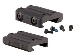 Mro Stock by Trijicon Low Profile Mount Adapter For Mro