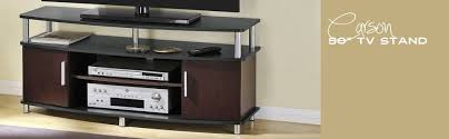 Tv Tables At Walmart Amazon Com Ameriwood Home Carson Tv Stand For Tvs Up To 50 Inches