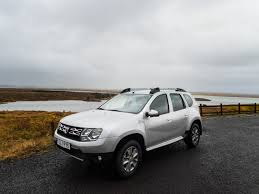 renault duster white rent a dacia duster 4x4 manual diesel 2016 in iceland