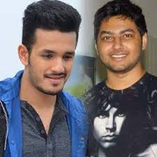 akhil hair style akhil admits threat from nandamuri hero