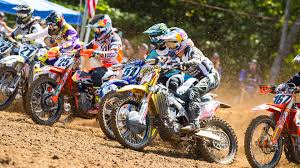 pro motocross schedule lucas oil pro motocross 2016 outdoor season highlight reel