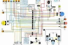 hero honda pion pro bike wiring diagram wiring diagram