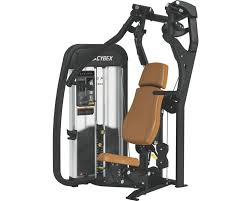 eagle nx chest press cybex