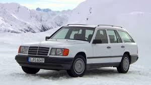 mercedes benz s 124 300 td 4matic winter drive youtube