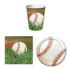 baseball party supplies baseball birthday party supplies