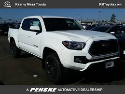 new toyota truck 2018 new toyota tacoma sr5 double cab 5 u0027 bed v6 4x2 automatic at