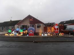 christmas lights in north wales daily post