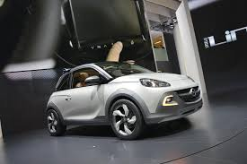 opel adam interior roof opel adam rocks technical details history photos on better parts ltd