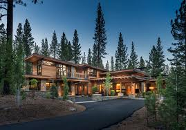 sagemodern mountain modern home in martis camp with indoor outdoor living