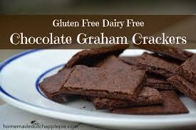 gluten free dairy free chocolate graham crackers just take a bite