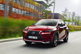 lexus nx used usa the motoring world the new lexus nx 300h engineered for agility