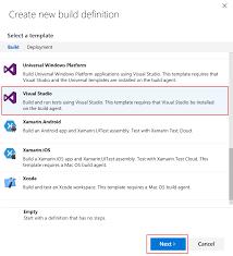 configure visual studio team services to deploy biztalk server