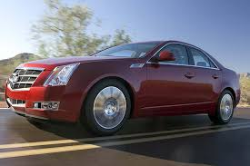 cts cadillac 2010 2008 cadillac cts overview cars com
