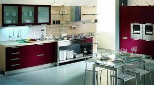 Modern Cabinets For Kitchen Unique Modern Kitchen Color Schemes Gallery White Inside Decorating