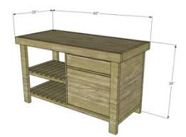 kitchen island plans diy white build a rustic x kitchen island free and easy