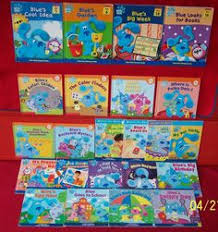 18 blue u0027s clues discovery complete series hardcover books nick jr