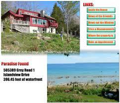400feet ca 396 45 feet of waterfront