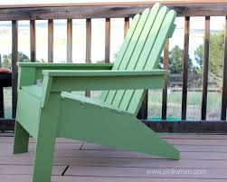 Diy Adirondack Chairs Diy Adirondack Chairs Page 2 Of 2 Pinkwhen