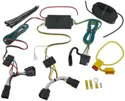 how to access tail light wiring to install trailer wiring harness