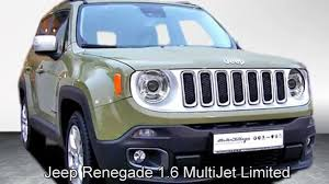 jeep commando 2016 jeep renegade limited 1 6 multijet 2wd fpb15288 commando