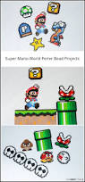 super mario world perler bead projects part i and next comes l