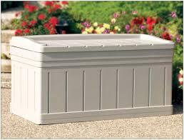 Outdoor Storage Box Bench Outdoor Storage Bench Home Design By Fuller