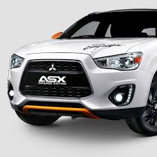 asx mitsubishi modified index of images models asx orange
