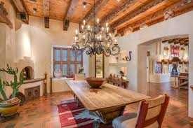 New Mexico Interior Design Ideas by A Secluded New Mexico Ranch With Gorgeous Mountain Views Is Up For