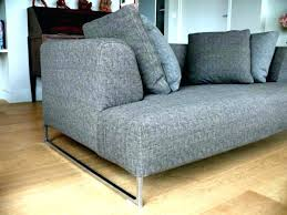 refaire coussin canapé refaire coussin canape couverture refaire assise canape simili cuir