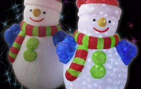 frosty the snowman outdoor decoration 12 creative outdoor