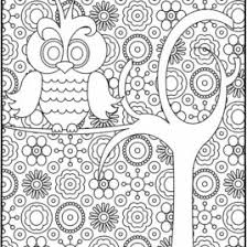 detailed coloring pages older kids give coloring