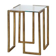 uttermost accent tables uttermost mirrin accent table