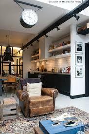 cuisine dans loft 35 cuisines design à voir absolument interiors industrial and