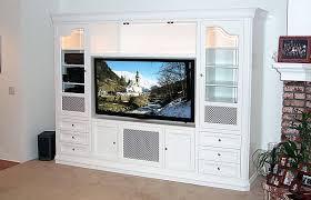 visalia v 160 wall system entertainment center white home theater