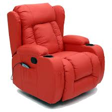 Recliner Chair Furniture Massage Recliner Chairs Ebay Massage Chair Shiatsu