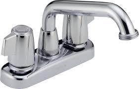 delta faucet 2121lf classic two handle laundry faucet chrome