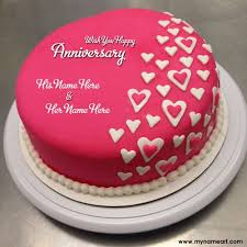 wedding wishes on cake best 25 happy marriage anniversary cake ideas on