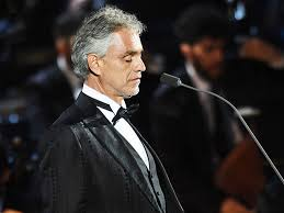 Opera Singer Blind Bocelli Report Bocelli Out Of Trump Inauguration After Boycott Threats