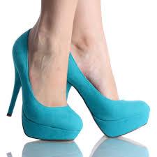 turquoise high heels heels me