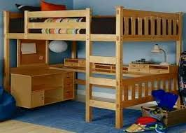 Bunk Bed With Open Bottom Bunk Beds With Desk Underneath 22 Jpg