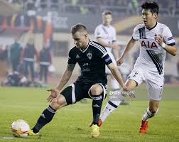 Angebote F K Hen Photos Et Images De Qarabag Fk V Tottenham Hotspur Fc Uefa