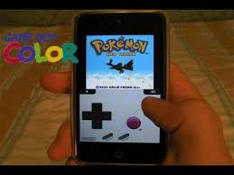 gba emulator for android how to install gameboy color roms on iphone ipod touch