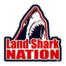 ole miss alumni sticker 374 best landshark nation images on ole miss