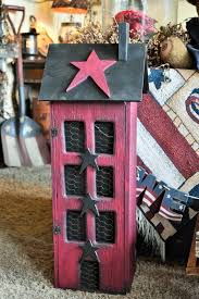 the rustic saltbox rustic primitive country farmhouse home decor
