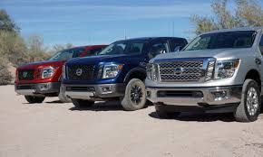 nissan titan diesel mpg 2016 nissan titan xd first drive review autonxt