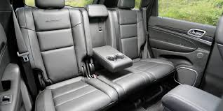 Bmw X5 7 Seater Boot Space - jeep grand cherokee review carwow