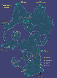 Mob Of The Dead Map Three Horns Divide Borderlands Wiki Fandom Powered By Wikia