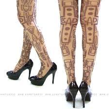 selling u0027tattoo stockings u0027 making millions of japanese girls